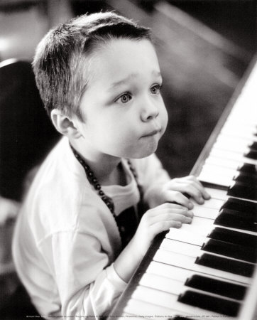 Piano, piano lessons, children, young children