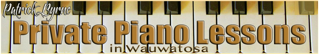 Private Piano Lessons in Wauwatosa